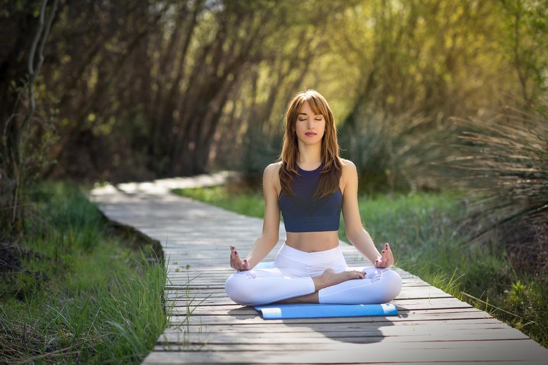 yoga - Relaxing exercise - Benefits of Yoga