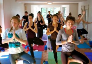 about yoga classes